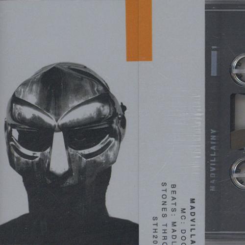 madvilliany 2014 cassette