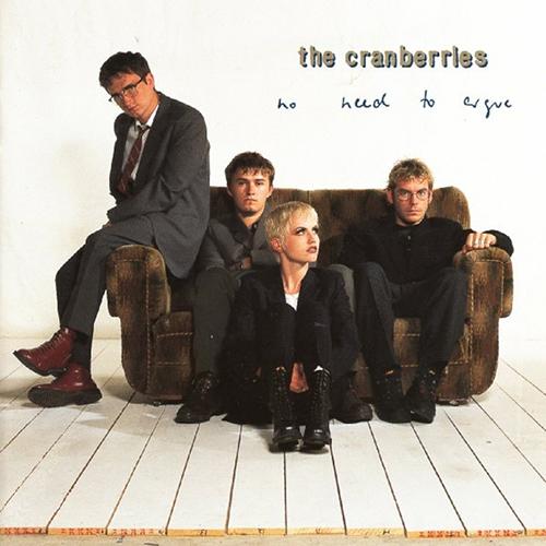 cranberries no need to argue album cover