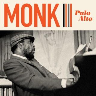 Thelonious Monk - 2. Palo Alto album cover