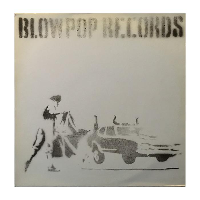 Capoeira Twins – 4 x 3 - Blowpop Records