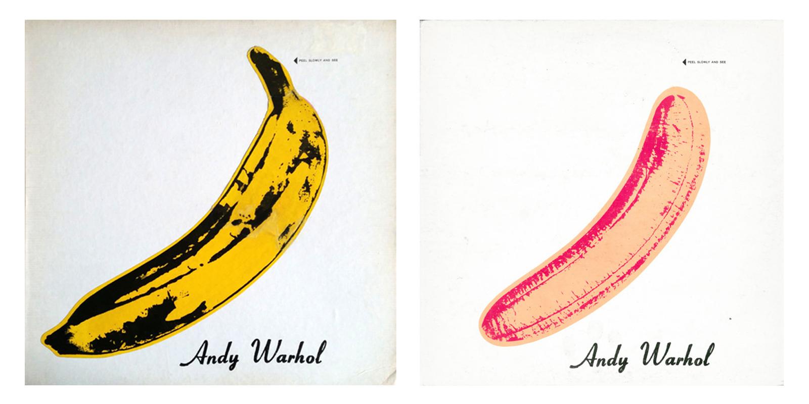 andy warhol velvet underground and nico banana
