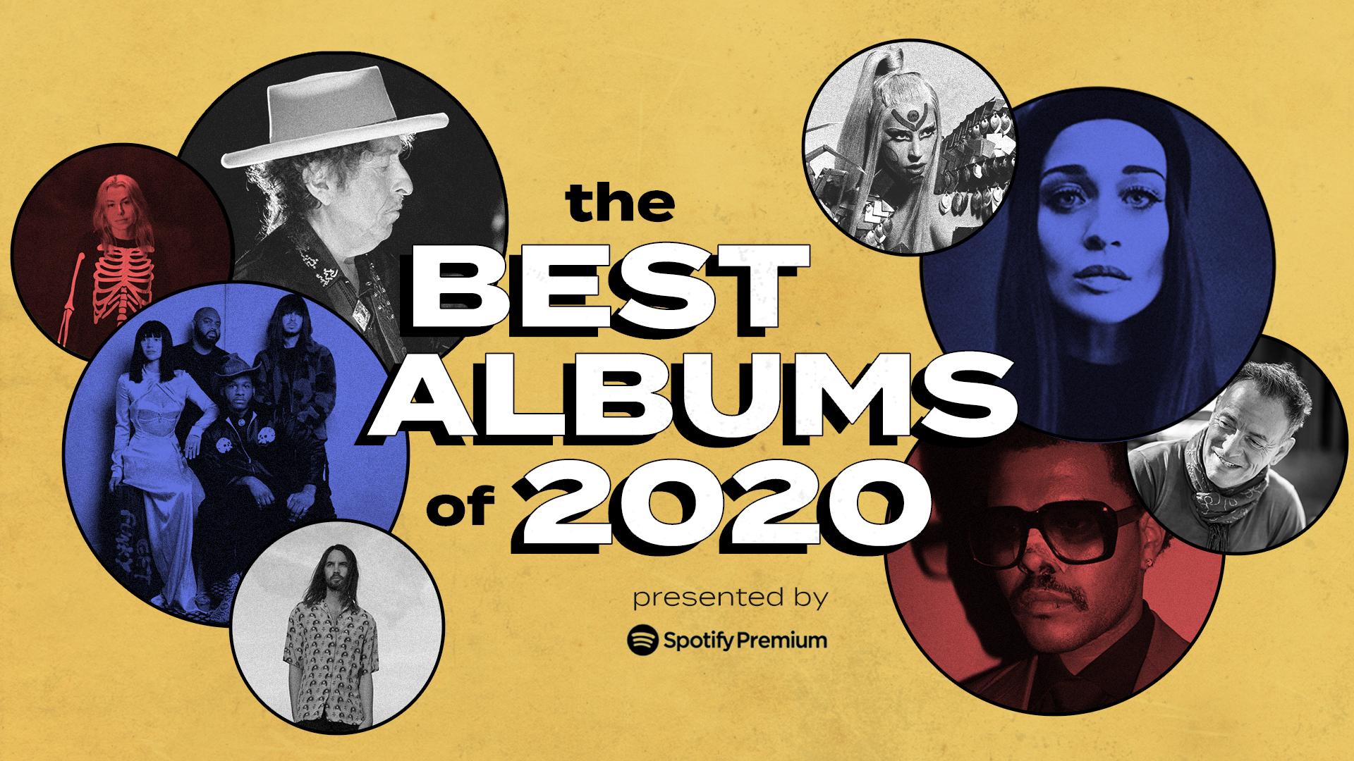 best albums of 2020