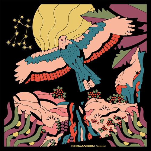 khruangbin mordechai album cover
