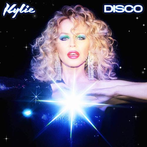 kylie minogue disco album cover