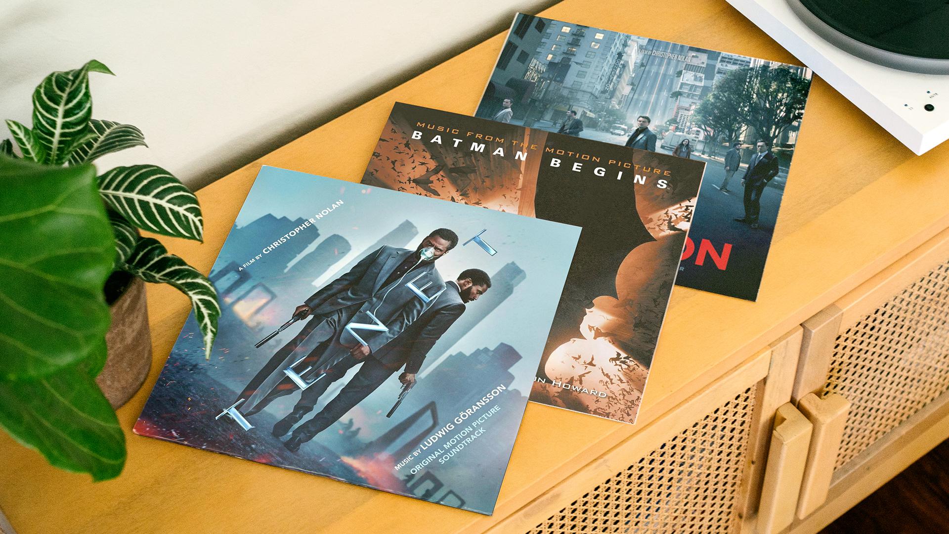 most popular soundtracks christopher nolan movies