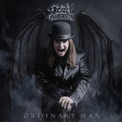 ozzy osbounre ordinary man album cover