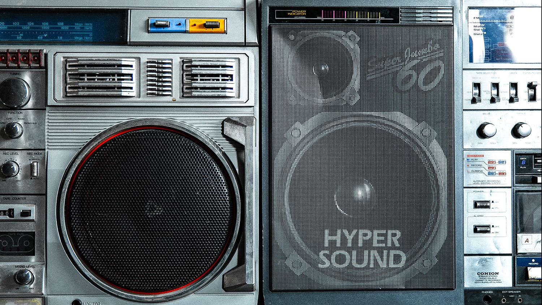scott campbell boombox collection hyper sound