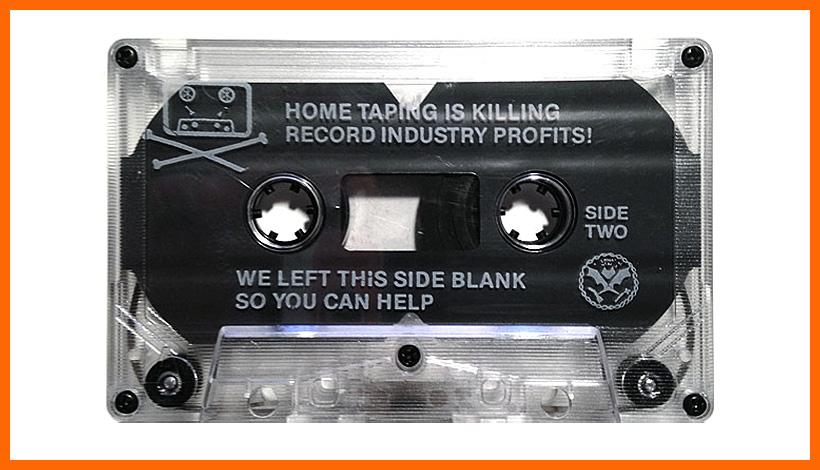 Dead Kennedys In God We Trust Inc 1981 cassette copy