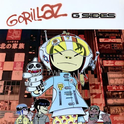 Gorillaz – G Sides