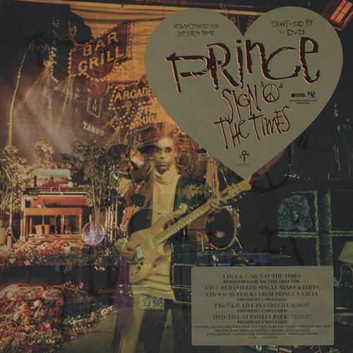 Prince – Sign O The Times