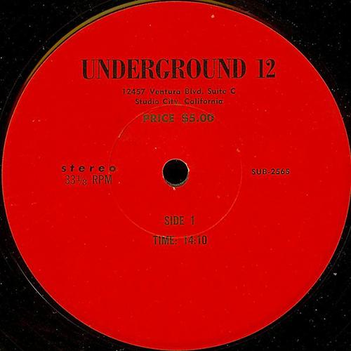 Underground 12 – Underground 12