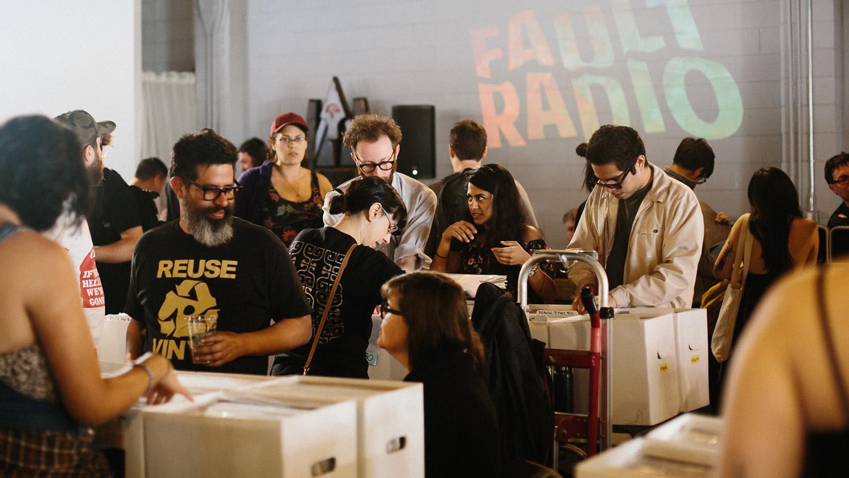 fault radio record fair