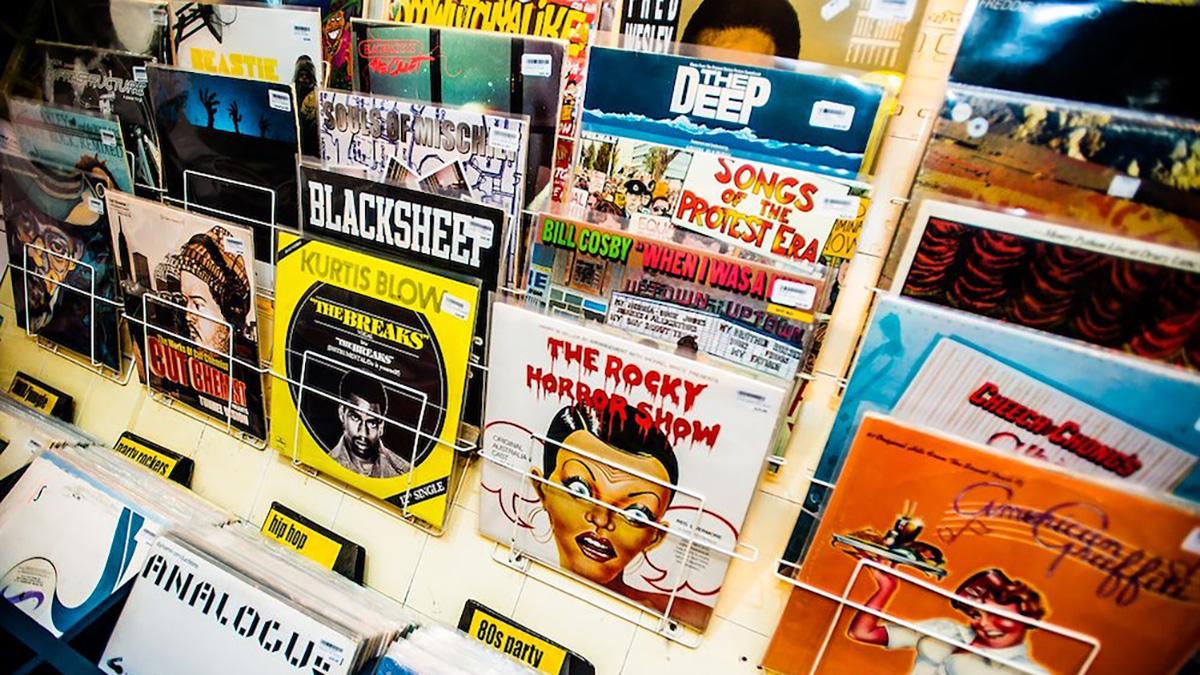 recordstore australia stock