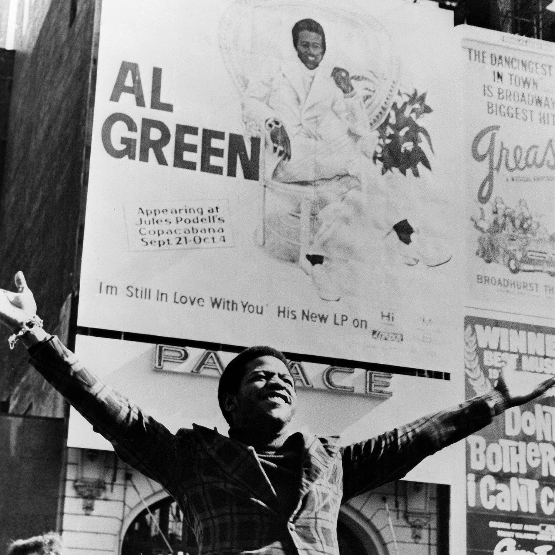 Al Green - I'm Still in Love With You billboard