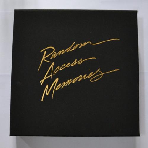 Daft Punk – Random Access Memories Deluxe Box Set
