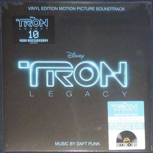 Daft Punk – TRON- Legacy RE Blue