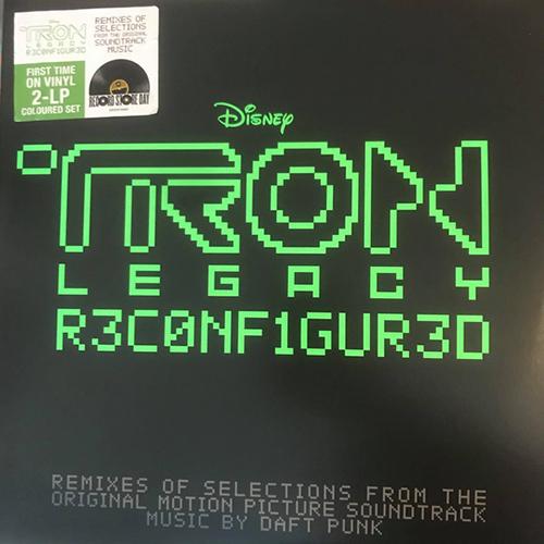 Daft Punk – TRON- Legacy Reconfigured