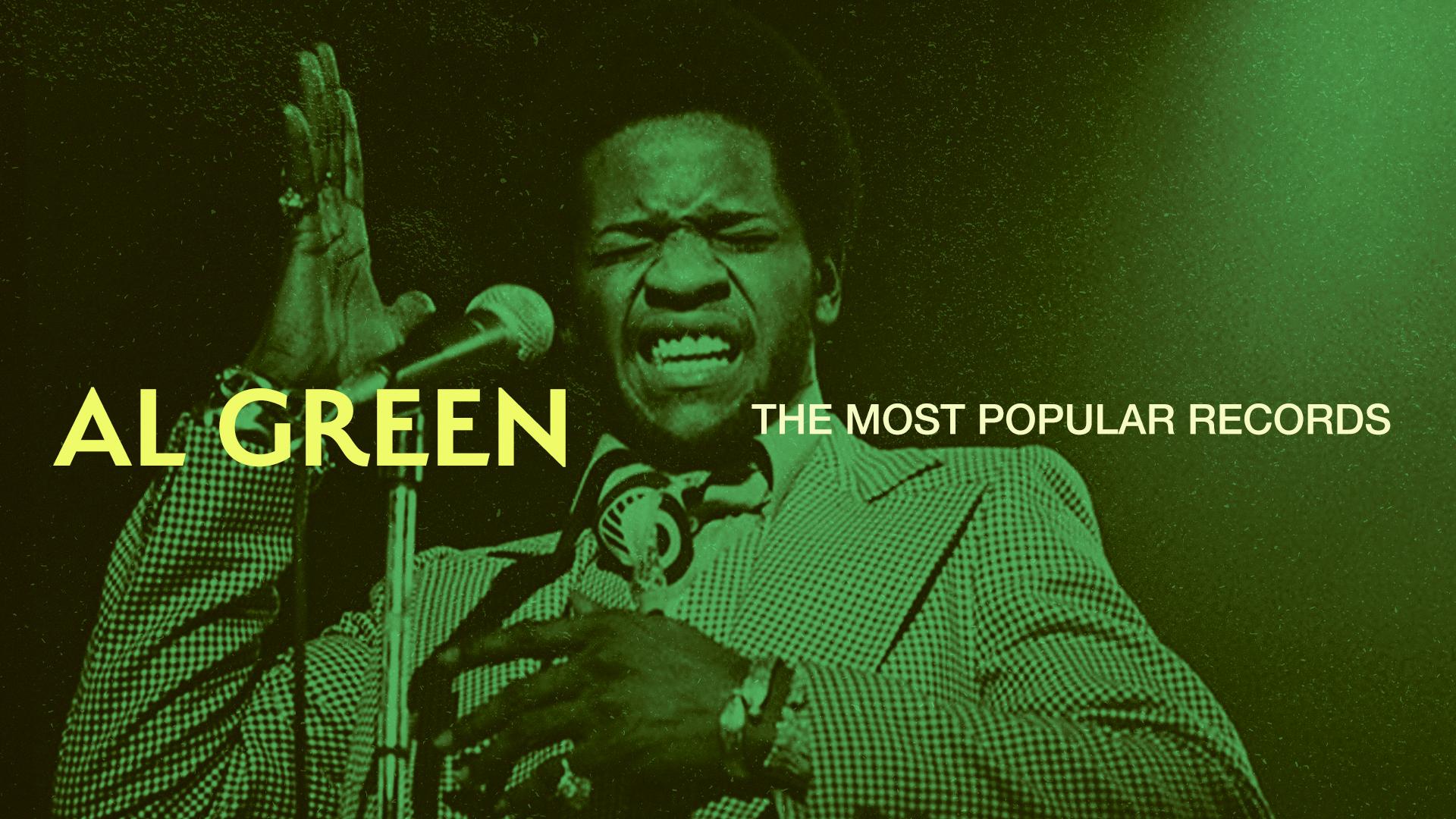 al green most popular records