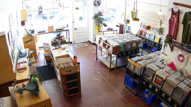 plug seven records shop