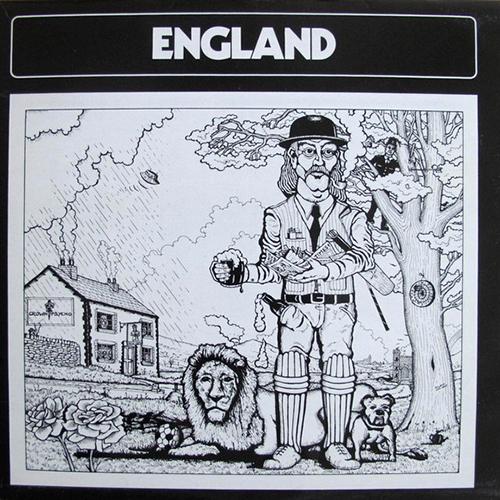 England – England