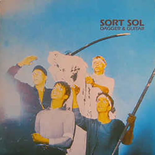 Sort Sol – Dagger & Guitar