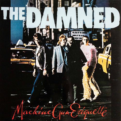 The Damned – Machine Gun Etiquette