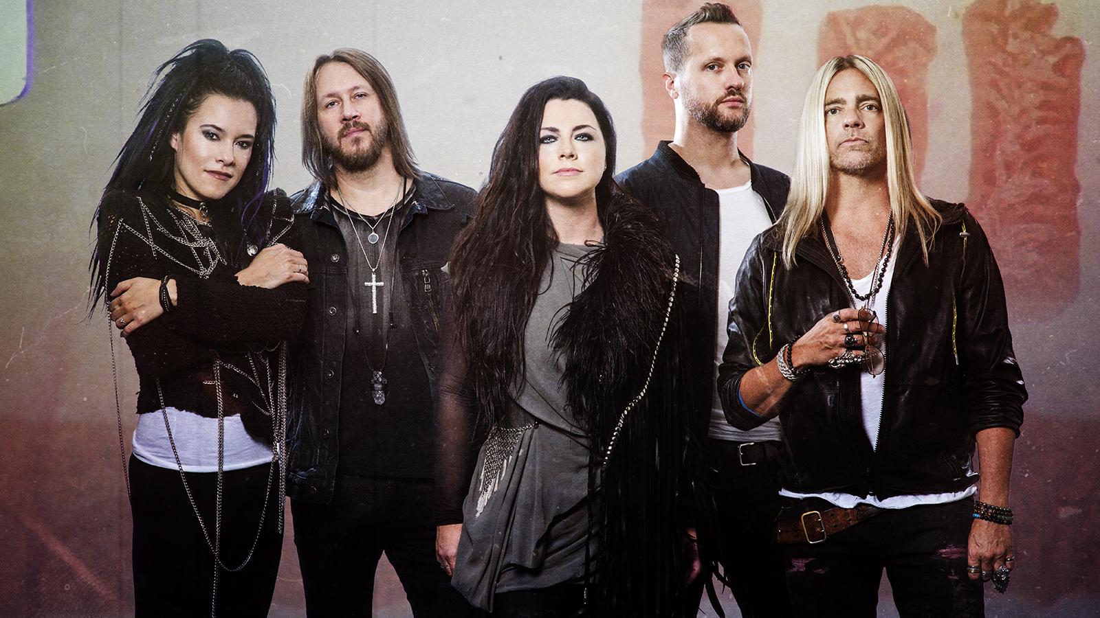 evanescence band artist 2021