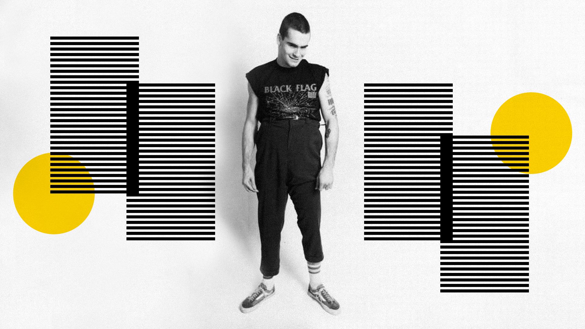 henry rollins artist feature 2