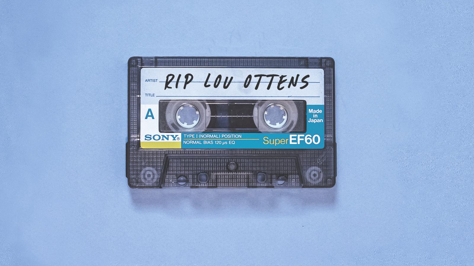 lou ottens cassette mixtaoe