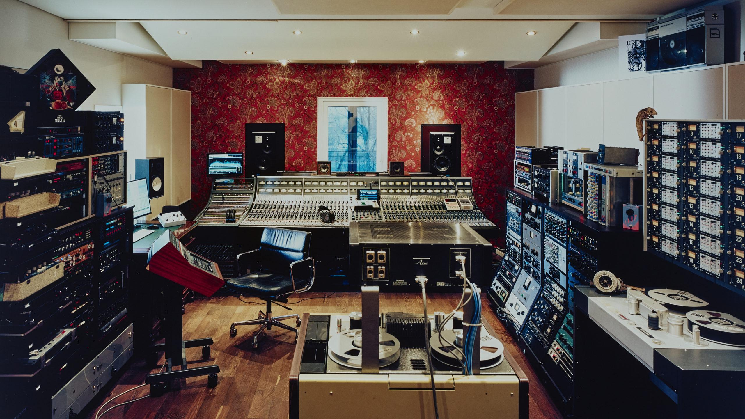 Clouds Hill Recordings Studio Bernd Westphal