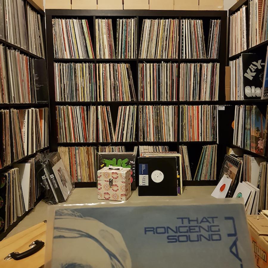 dj kinetic collection