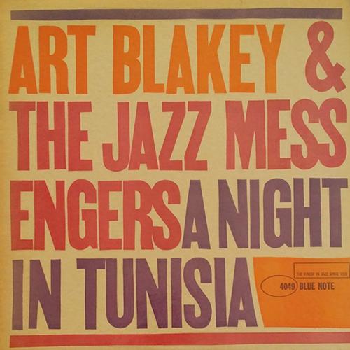 Art Blakey & The Jazz Messengers – A Night In Tunisia 1960