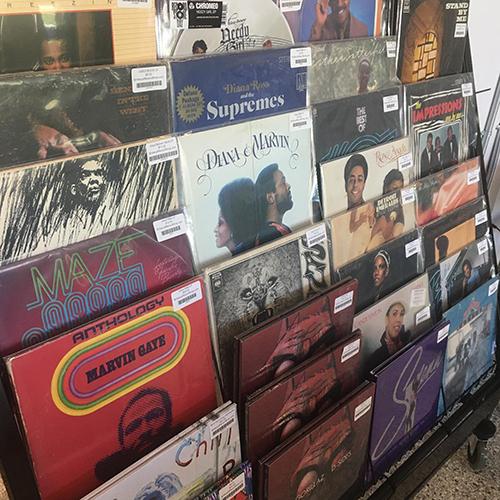 Brittanys Record Shop