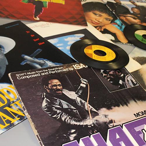 Habersham Records Record Store