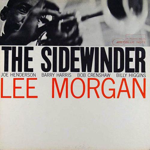 Lee Morgan – The Sidewinder 1964