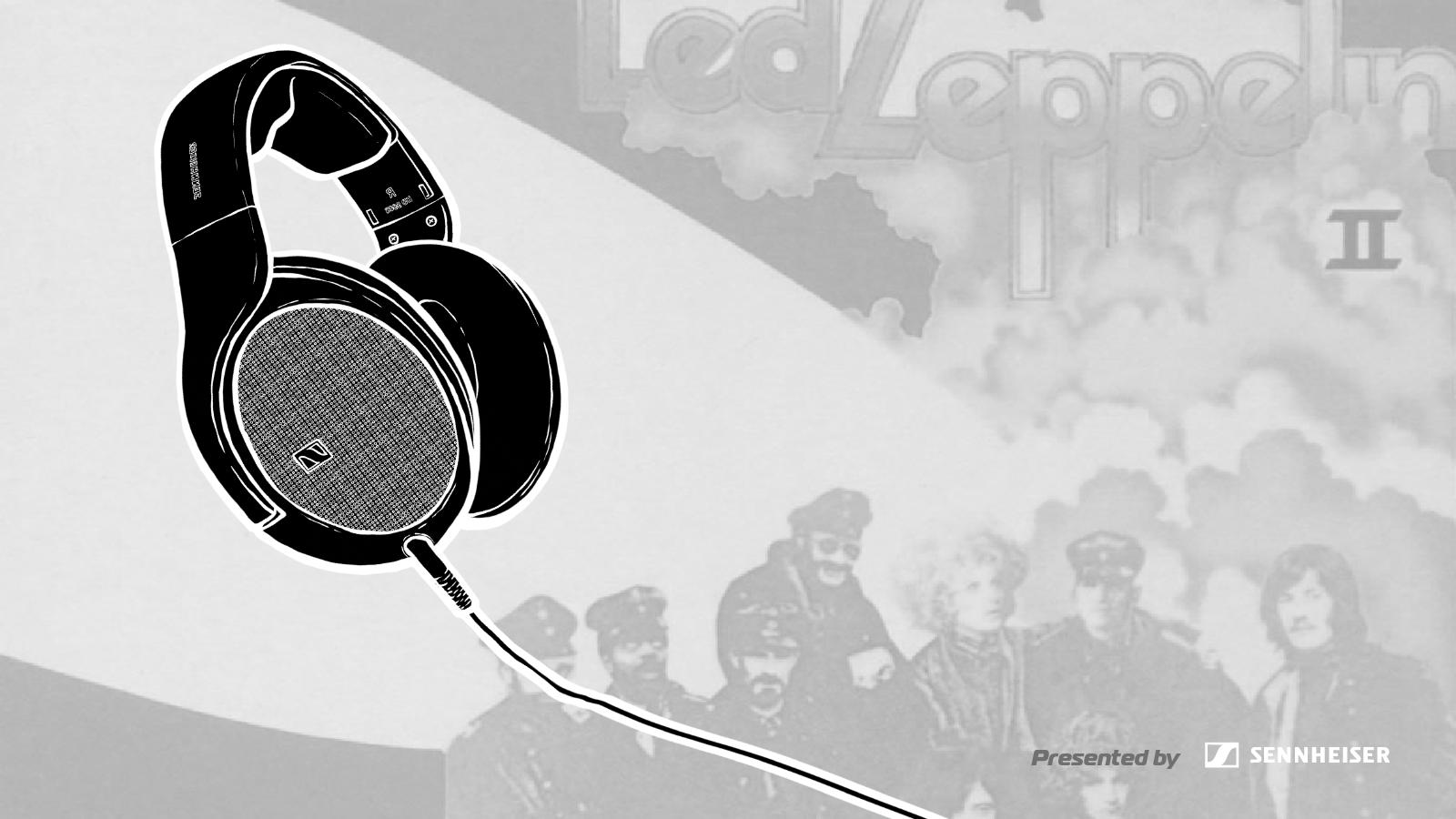 Sennheiser Led Zeppelin