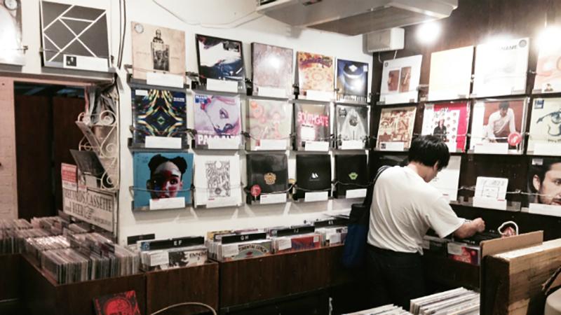 big love record record store tokyo japan