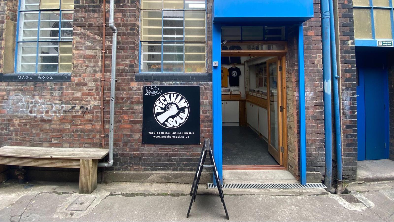 peckham soul record store london