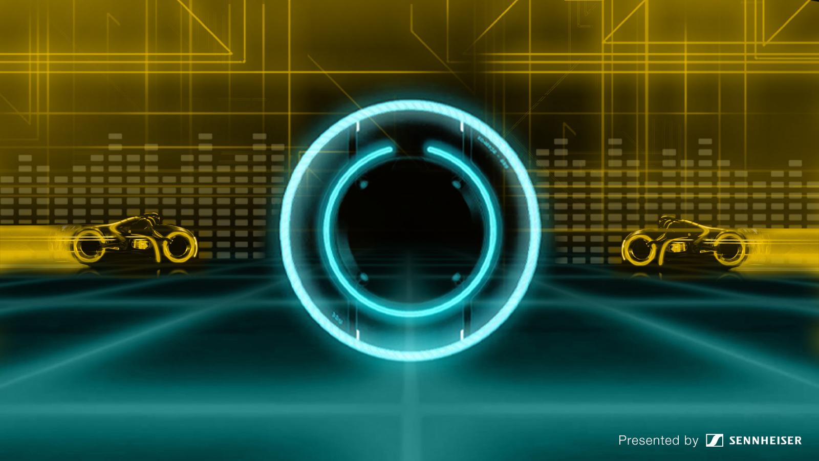 tron legacy audiophile soundbar experience sennheiser