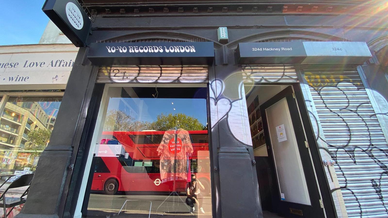 yoyo records record store london yo yo