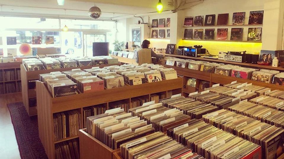Dutch Vinyl Record Store record store melbourne australia