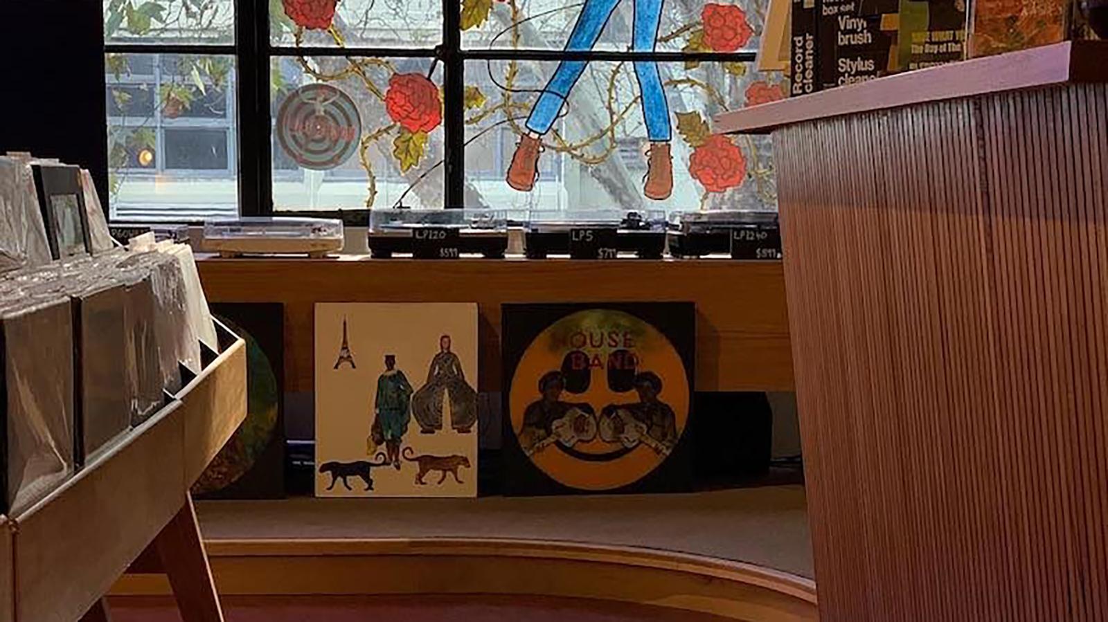 Rocksteady Records record store melbourne australia
