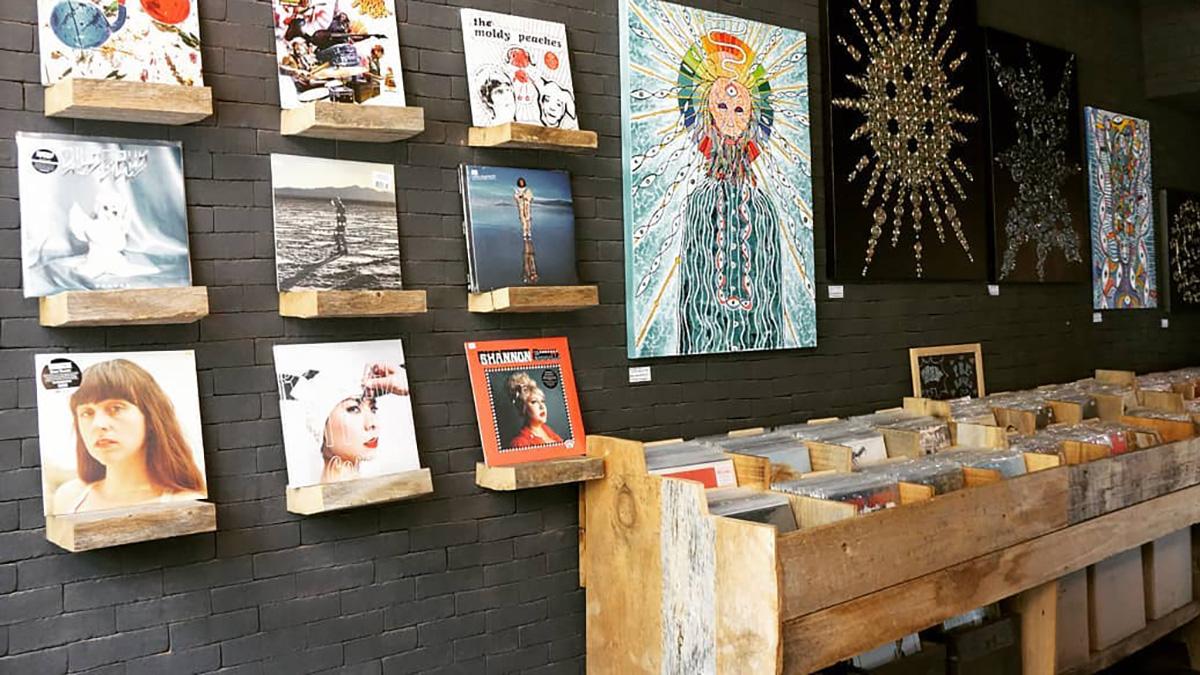 antikka toronto ontario canada record store