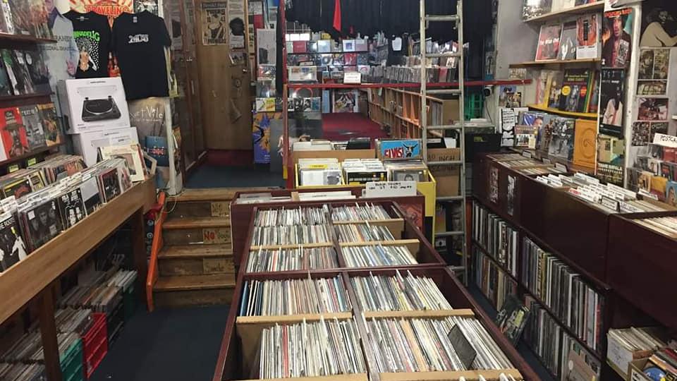 greville records record store melbourne australia