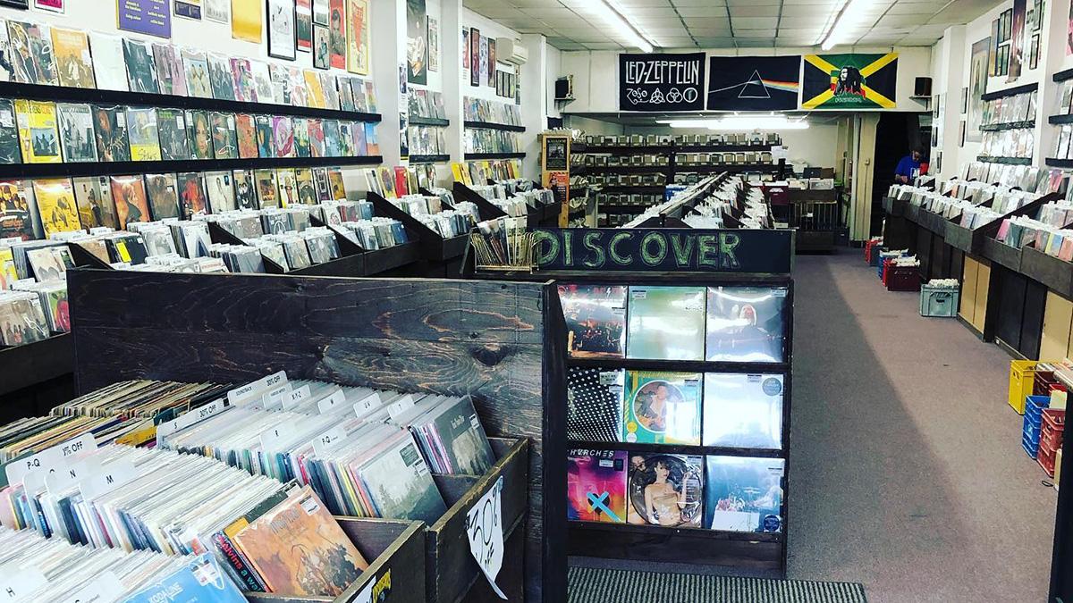 kops records toronto ontario canada record store