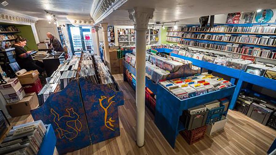 neurotica records toronto ontario canada record store