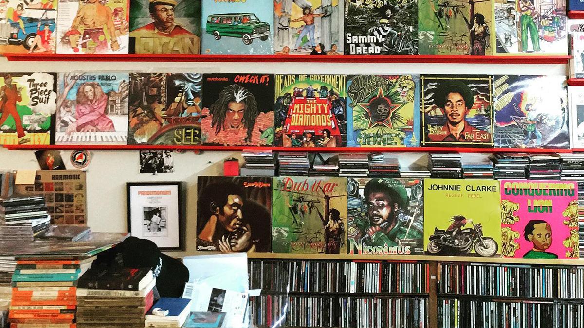 pandemonium toronto ontario canada record store
