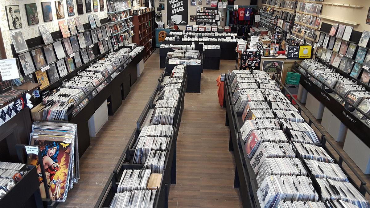 pcv records toronto ontario canada record store