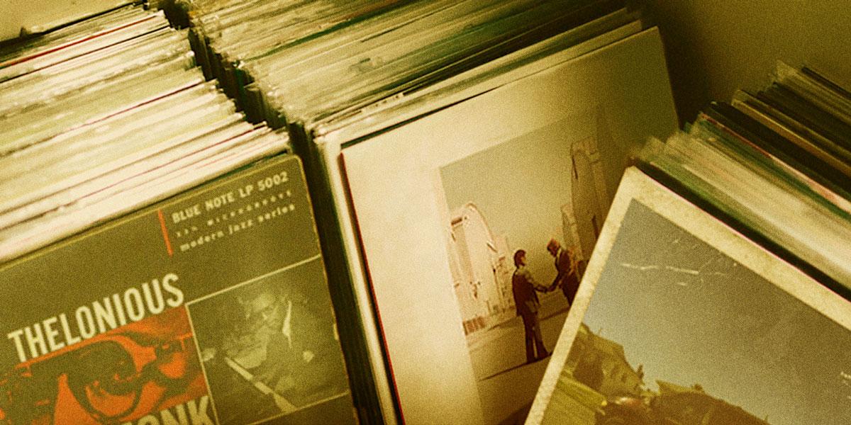 most popular albums 1950-2020