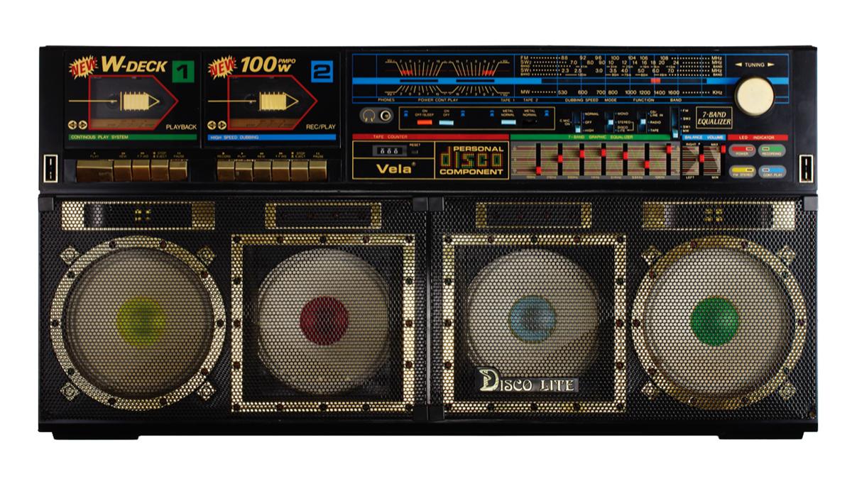 Boombox Vela Discolite 990R